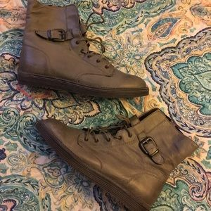 Shoes - Great leather boots ladies sz 8 from Buckle